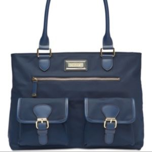 Calvin Klein Belfast Tote Bag-NWT-Navy-ONLY ONE